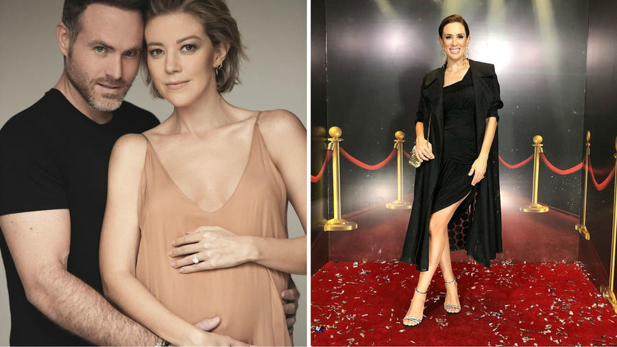 Fernanda Castillo y Jacky Bracamontes embarazadas
