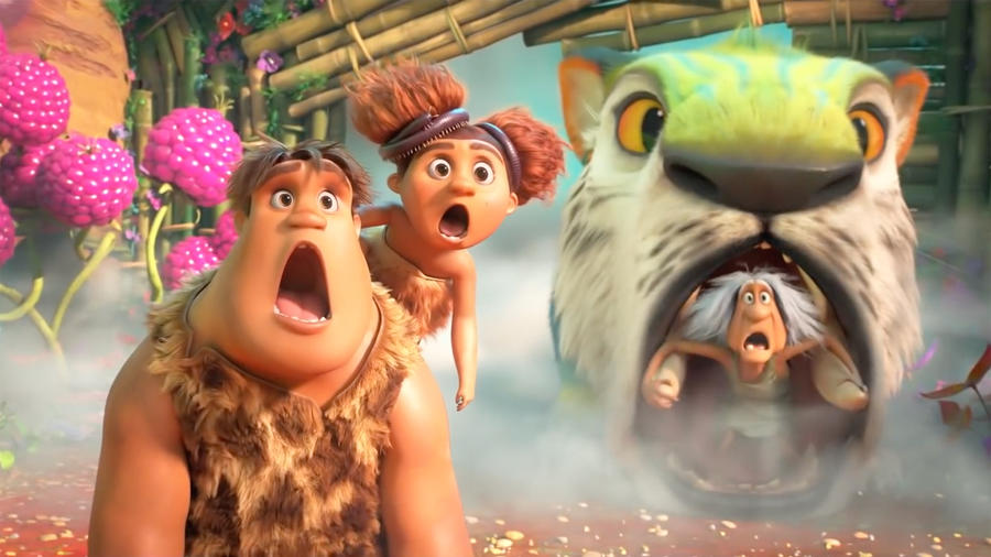 """Watch the Official Trailer for """"The Croods: New Age"""""""
