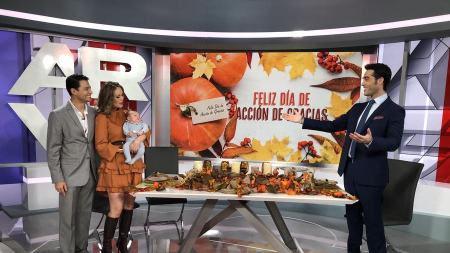 Felíz Día de Acción de Gracias
