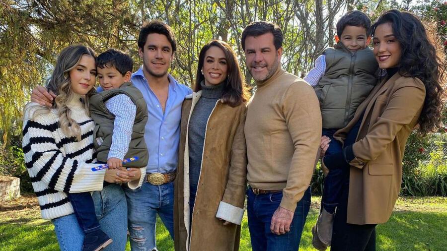 Familia de Biby Gaytán