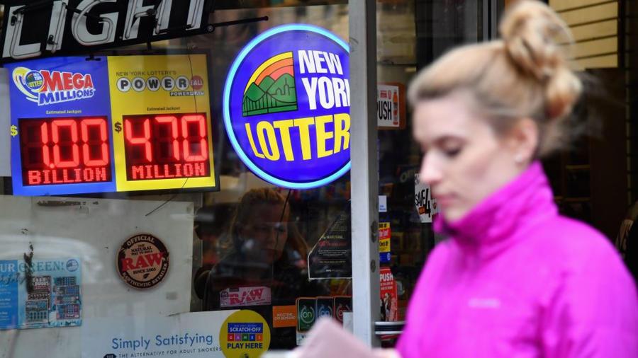 Lotería Mega Millions y Powerball