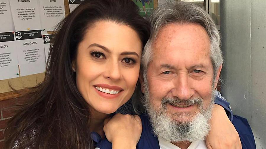 José Angel García y Lorena Alvarez