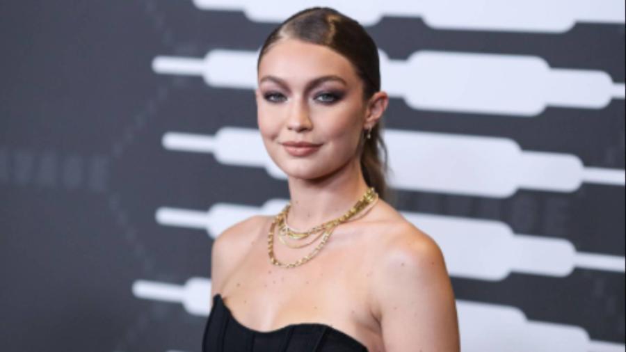 Gigi Hadid New York 2019