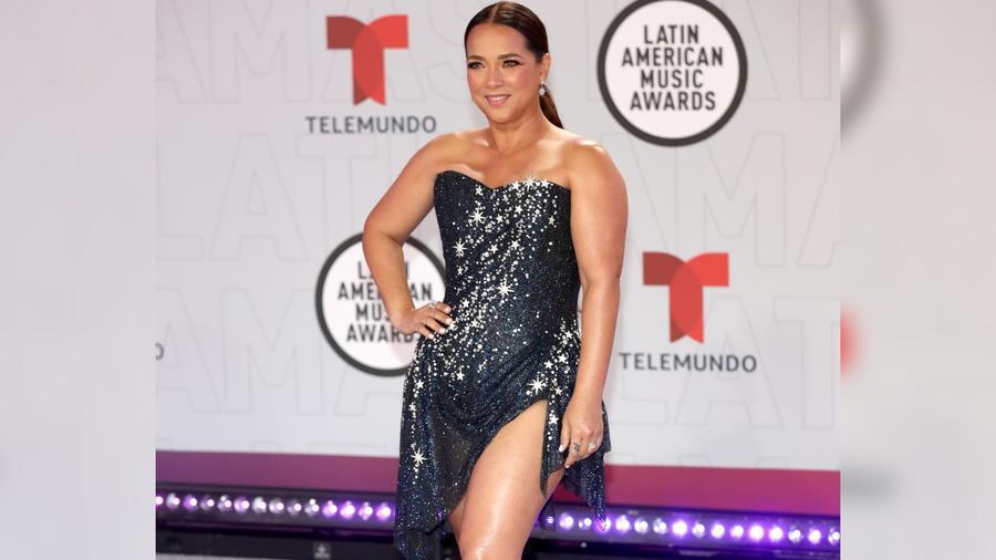 Adamari López en los Latin American Music Awards 2021