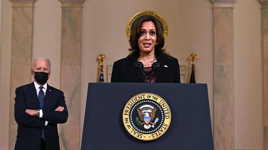 """Kamala Harris aboga por leyes contra el """"racismo sistémico"""""""