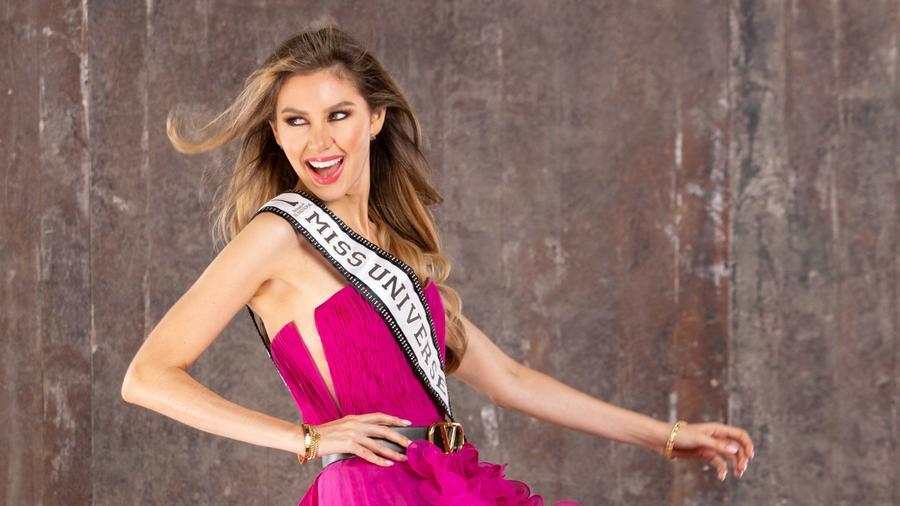 Vanessa Velásquez, Miss El Salvador 2020, candidata a Miss Universo 2021, 69na. edición