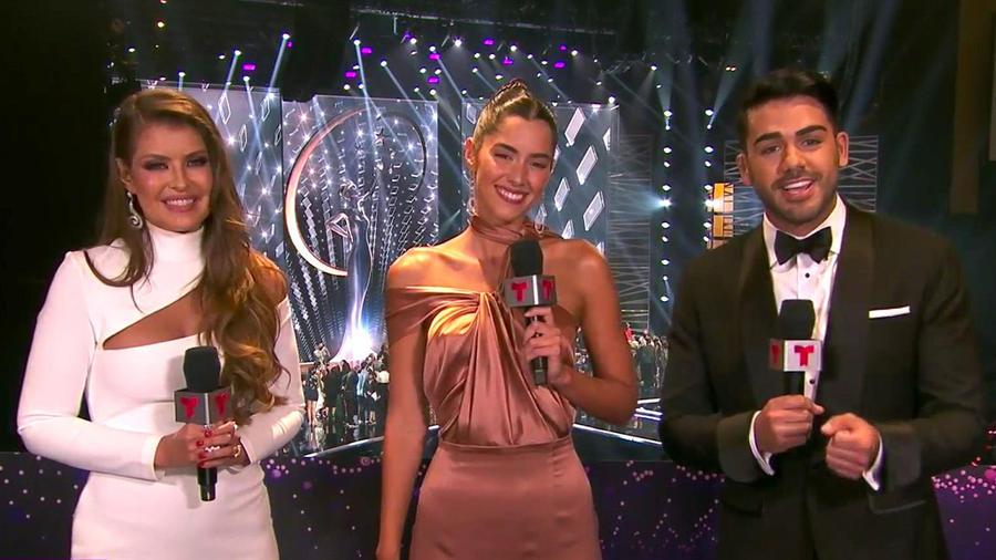 Paulina Vega, Miss Universo 2014, entrevista con Telemundo