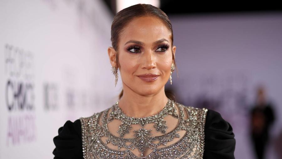 Jennifer Lopez en Los Ángeles California 2019