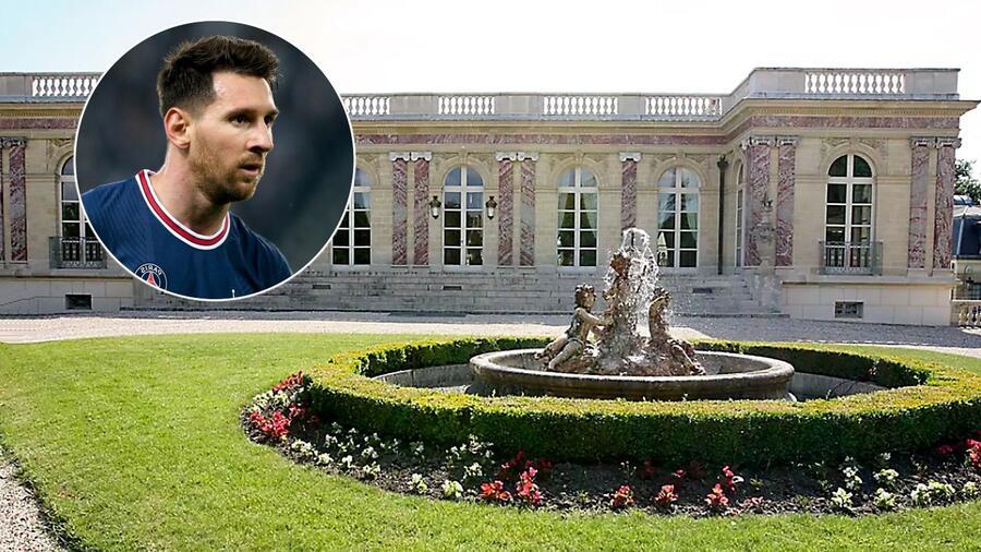 Mansión que no pudo tener Messi