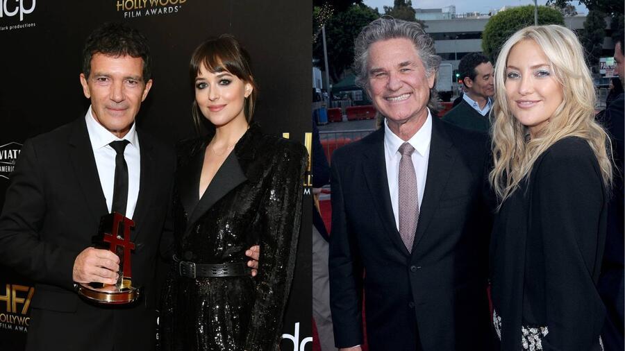 Antonio Banderas, Dakota Johnson, Kate Hudson, Kurt Russell, Jason Momoa, Zoë Kravitz