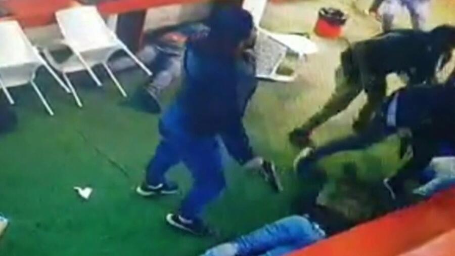 Arrestan a banda que asaltaba una casa de juegos en Perú