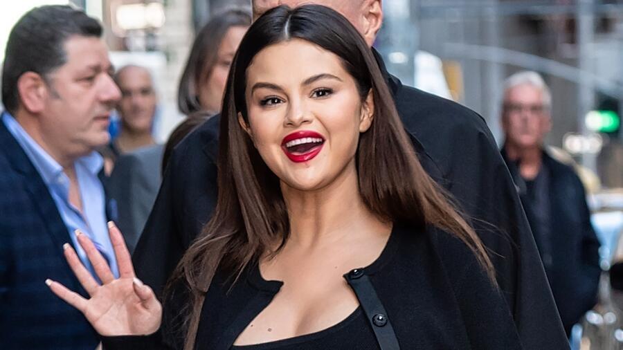 Selena Gomez en Nueva York en 2021