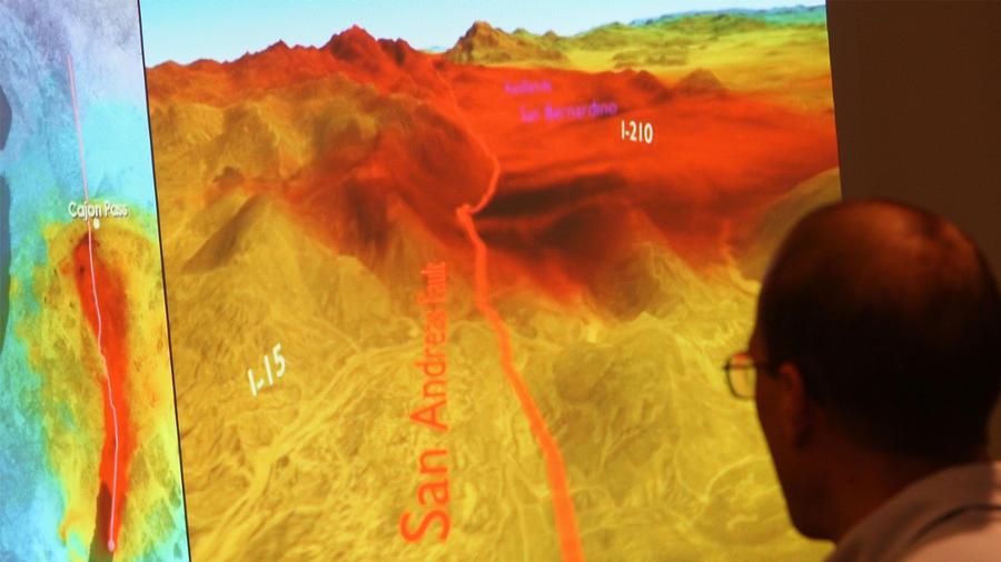 Earthquake Detection Technology Showcased At LA Conf