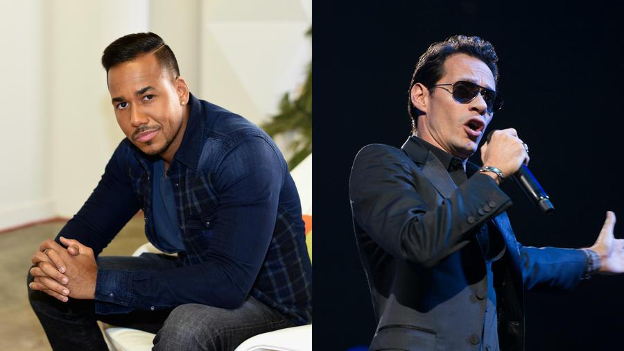 "Romeo Santos Feat. Marc Anthony ""Yo También"""
