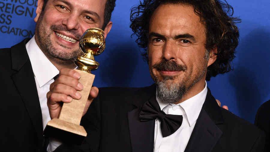 Alexander Dinelaris Jr., Alejandro Gonzalez Inarritu