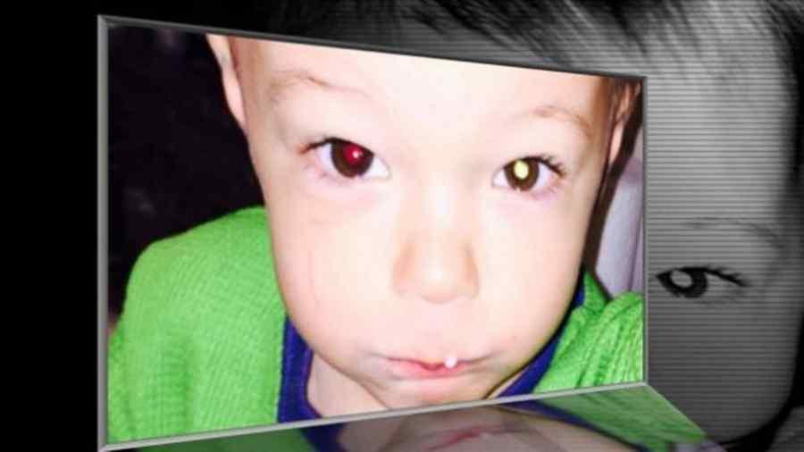 Foto de un niño