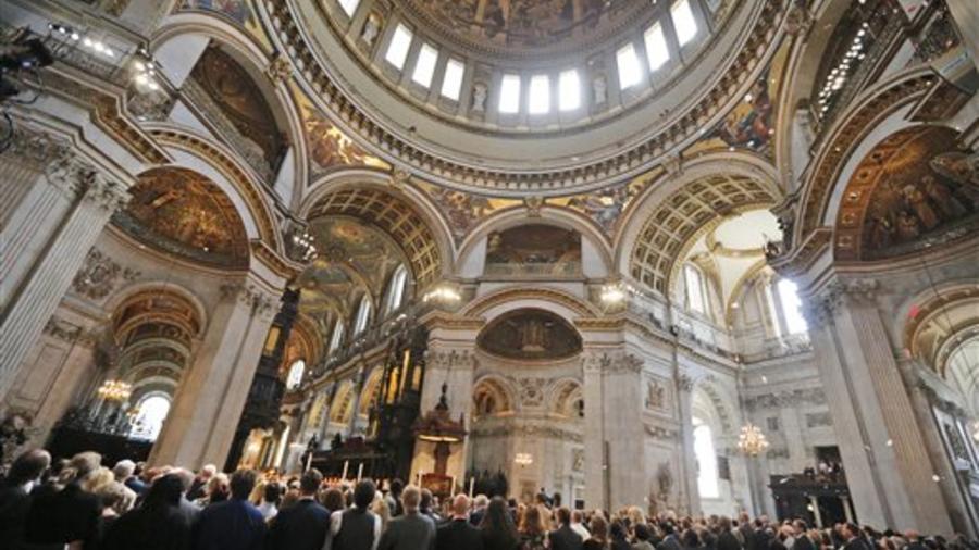 Aniversario Ataques en Londres