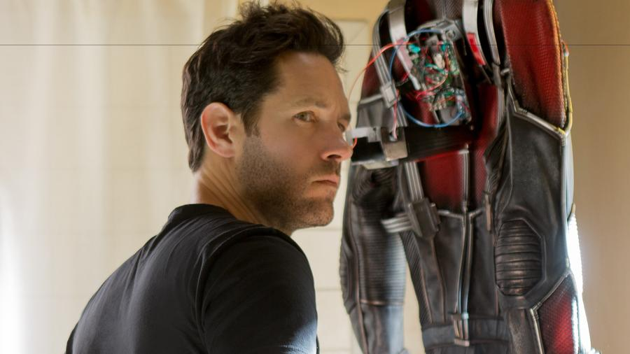 Paul Rudd is the Antman