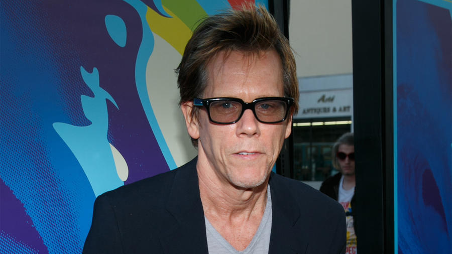 "Kevin Bacon en la premiere de ""Love & Mercy""."