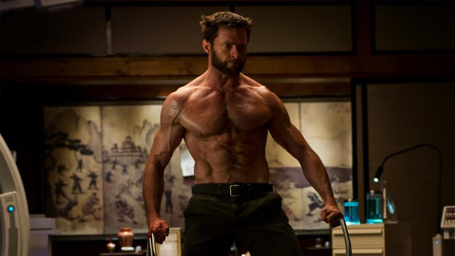 Hugh Jackman en el personaje de Wolverine