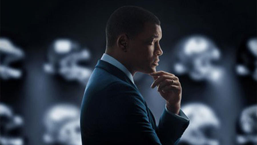 "Foto de Will Smith en ""Concussion""."