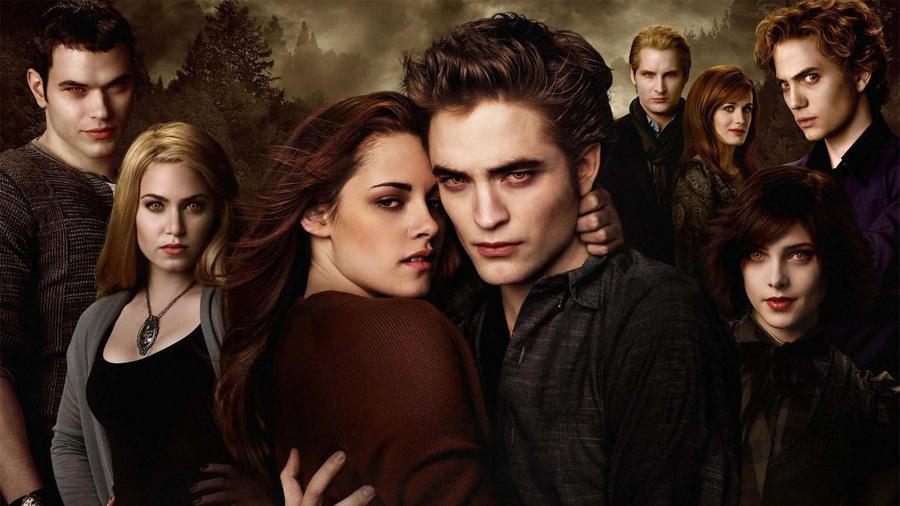 "Foto de la película ""Twilight""."