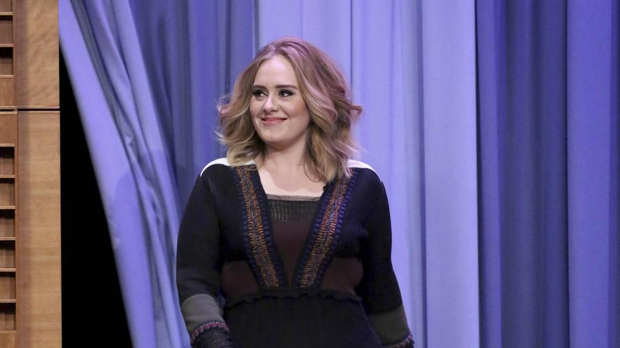 Adele en The Tonight Show