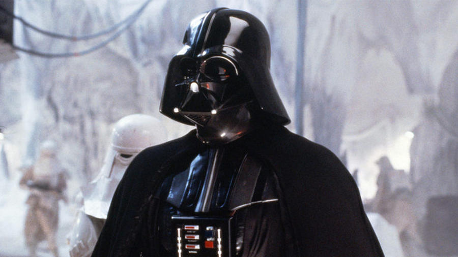 "Fan de ""Star Wars"" se llama Darth Vader"