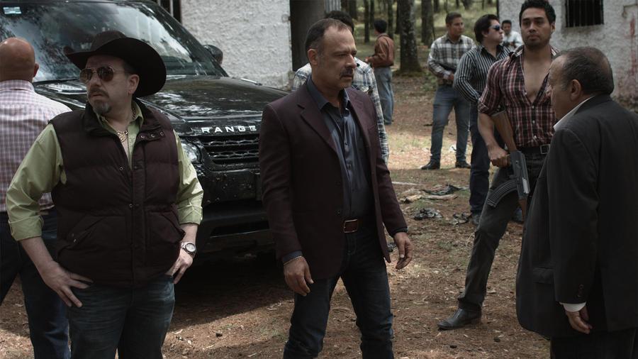 """Foto de la película """"Chapo. El escape del siglo""""."""