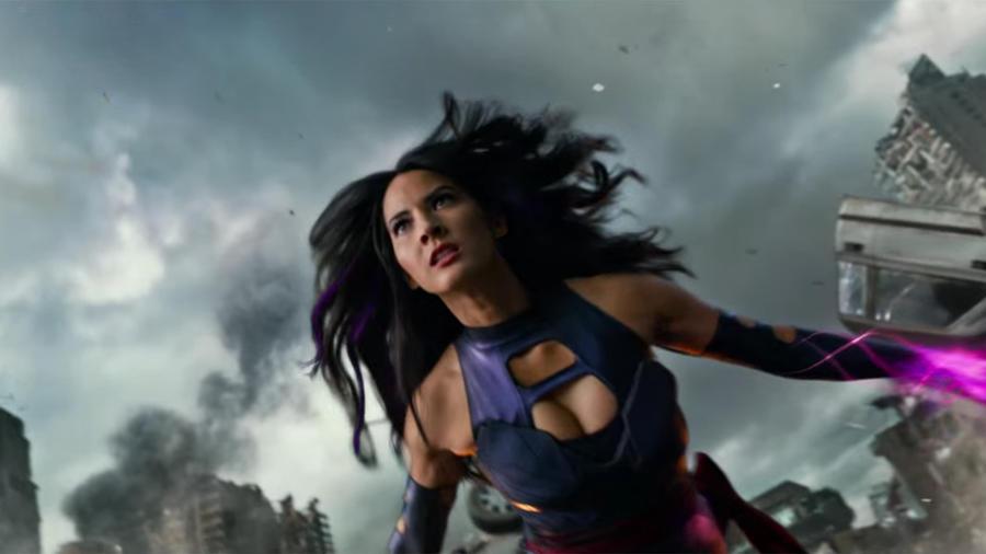 """Olivia Munn en """"X-Men: Apocalypse"""""""