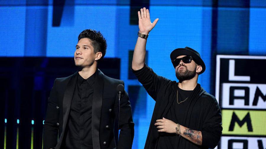 2016 Awards BMI Chino and Nacho