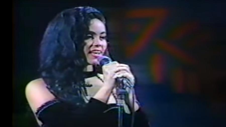 Shakira en Viña del Mar 1993