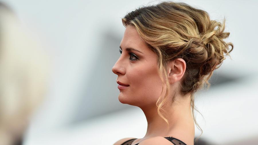 Micha Barton en la premiere de 'Loving' en Cannes