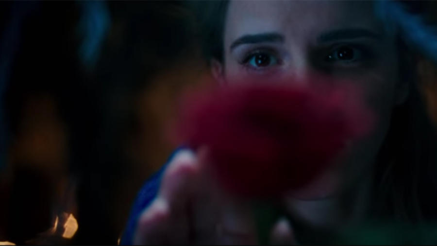 "Emma Watson en el primer teaser de ""Beauty and the Beast"""