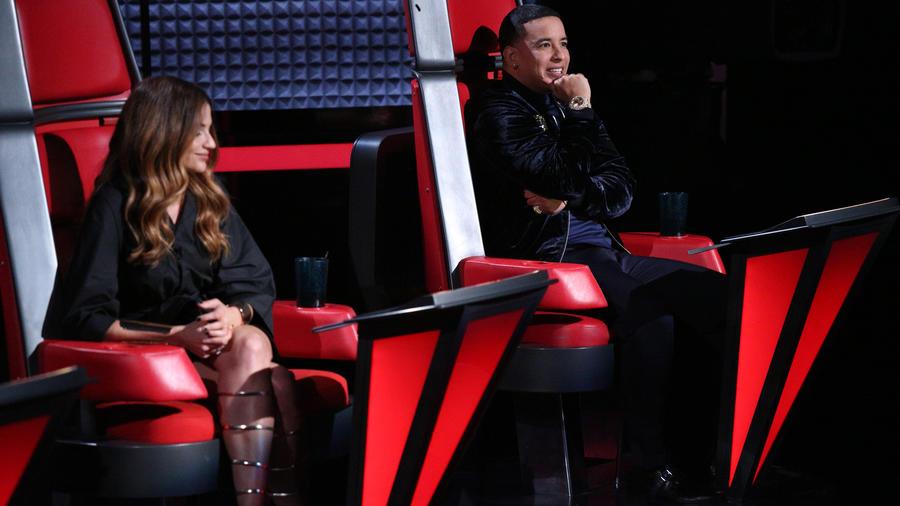 Daddy Yankee ronda de batallas de La Voz Kids 2016