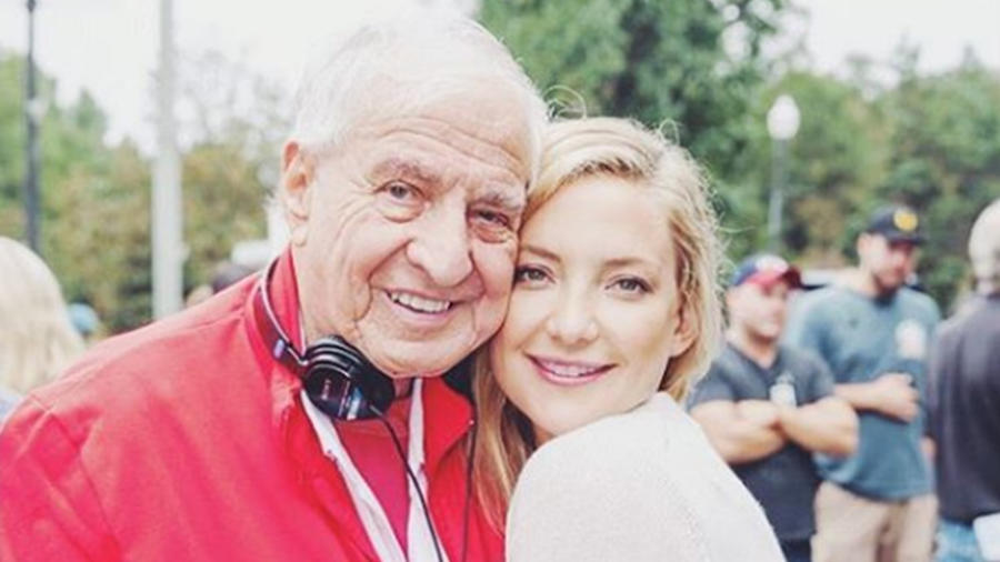 Kate Husdon y Garry Marshall
