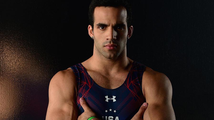 Danell Leyva es seleccionado para el Team USA de Gimnasia para las Olimpíadas de Rio 2016