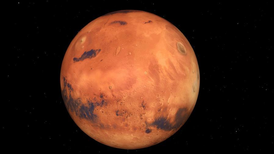 Datos del planeta Marte