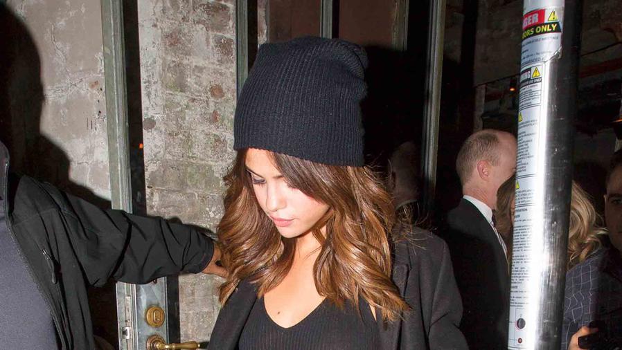 Selena Gomez en Australia