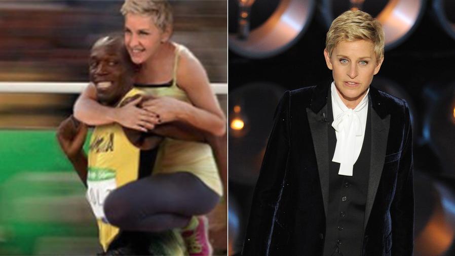 Ellen DeGeneres genera polémica en Twitter