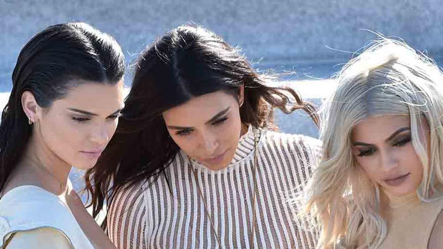 Kendall, Kim, Kylie