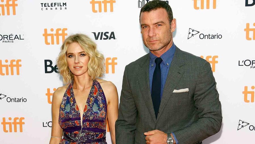 """Naomi Watts y Liev Schreiber en el estreno de """"The Bleeder"""" 2016"""