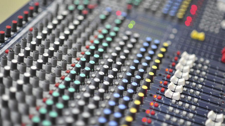 Botones de consola