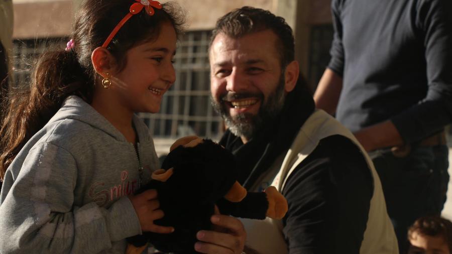 Rami Adham, el sirio contrabandista de juguetes