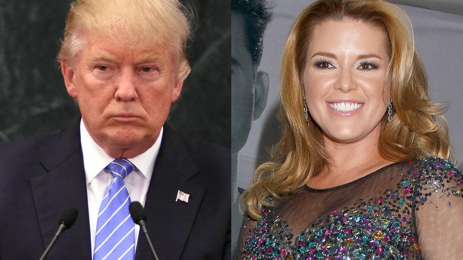 Alicia Machado vr Donald Trump