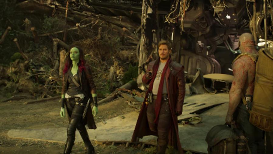"""Foto de """"Guardians of the Galaxy Vol. 2"""""""