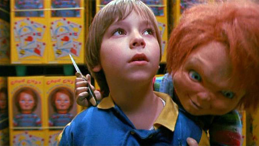 """Alex Vincent en """"Child's Play"""""""