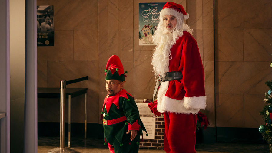 """Foto de la película """"Bad Santa 2"""""""