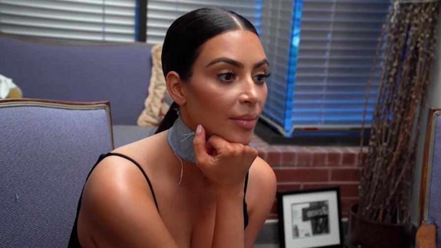 Kim Kardashian descubre que un tercer embarazo pondría en peligro su vida