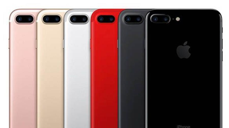 El iPhone 7S y 7S Plus llega en 2017 y se estrenará en color rojo